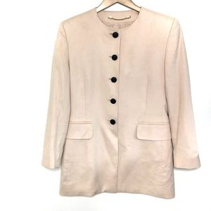 Escada Silk Light Pink Blazer